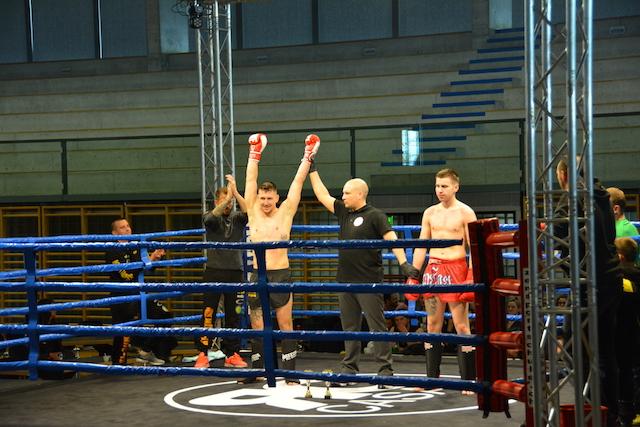 Josip Djotlo gewinnt seinen 2. Kampf!