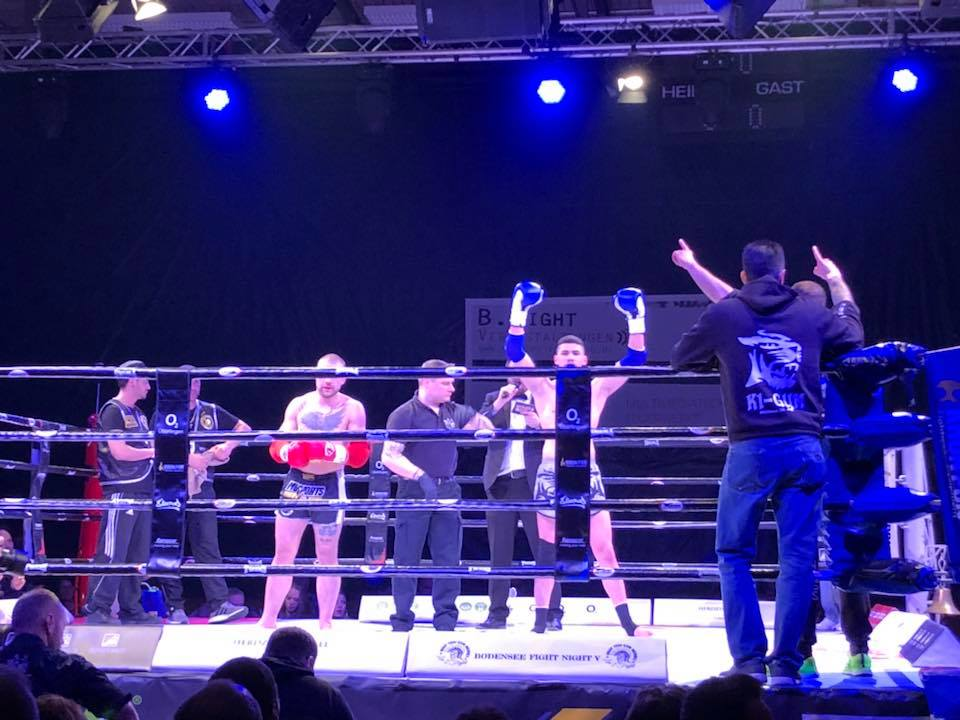 Bodensee Fightnight V – 24.03.2018
