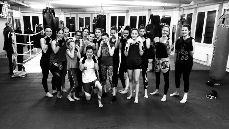 Ladies Training seit September 2018